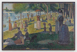 A Sunday on La Grand Jatte Interpreted